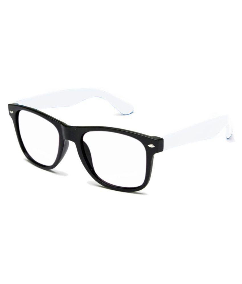 Rode-X Clear Wayfarer Sunglasses ( RD-WY-09 )