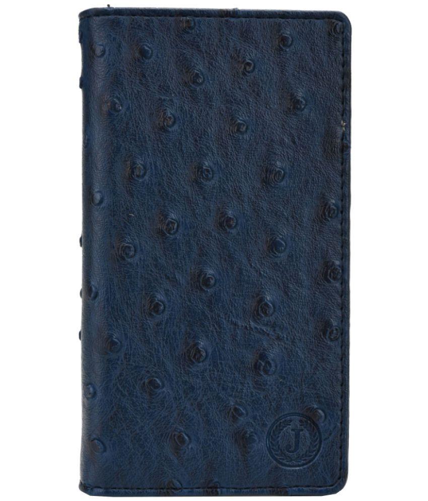 Archos Diamond 2 Plus Flip Cover by Jojo - Blue