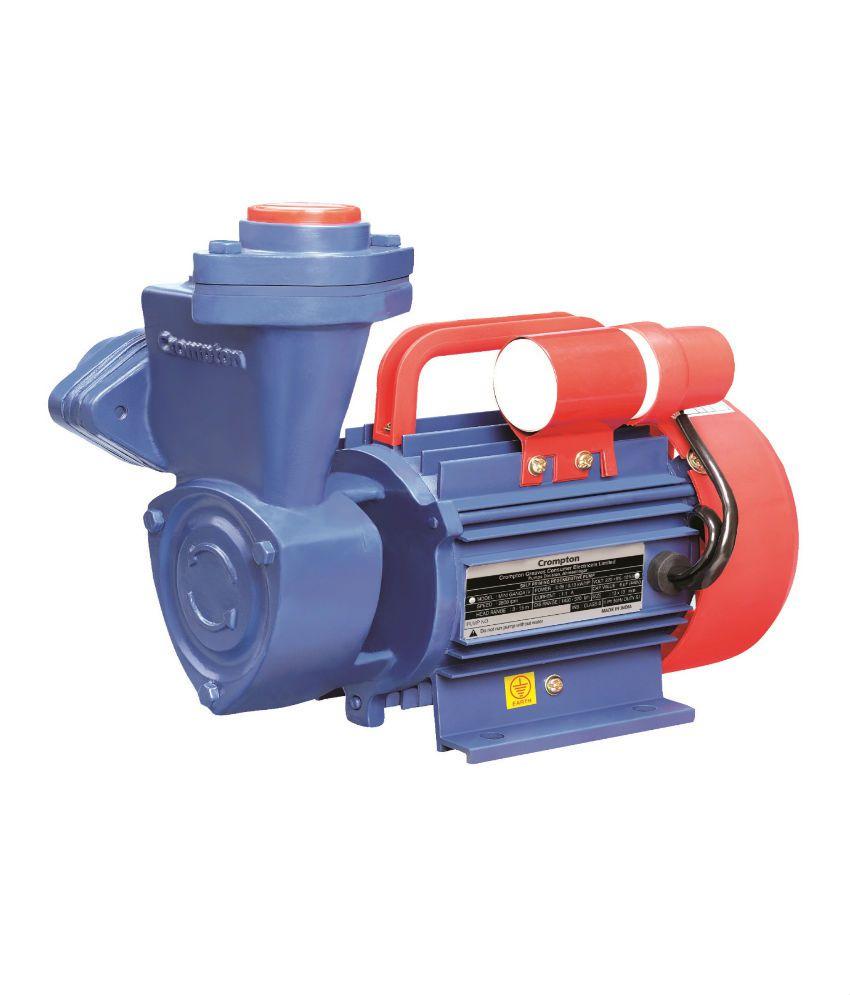 buy crompton mini samudra i 1 hp self priming regenerative pump rh snapdeal com