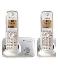 Panasonic Tg3712sxn Cordless Landline Phone ( Silver )