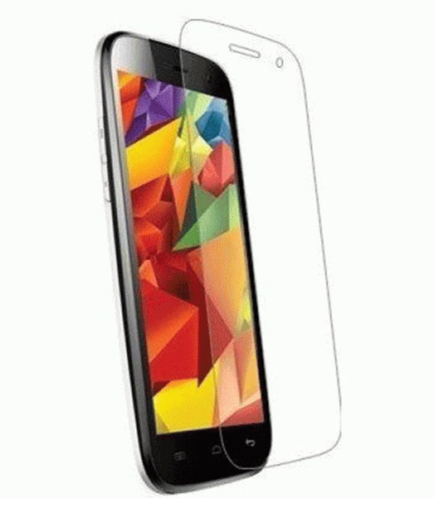 Micromax Canvas Juice 3 Plus Tempered Glass Screen Guard By Tempered glass hd