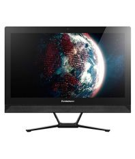Lenovo C40-30 F0B400K8IN All In One Desktop ( Core i3 (5th Generation) - 4 GB 1 TB Windows 8.1 54.61 cm (21.5) Black )