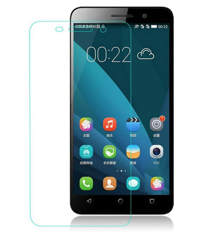 Huawei Honor 4X Tempered Glass Screen Guard By Tempered glass hd