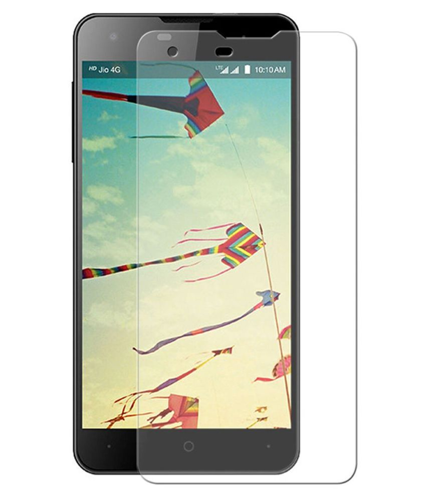 LYF Wind 1 Tempered Glass Screen Guard By Tempered glass hd