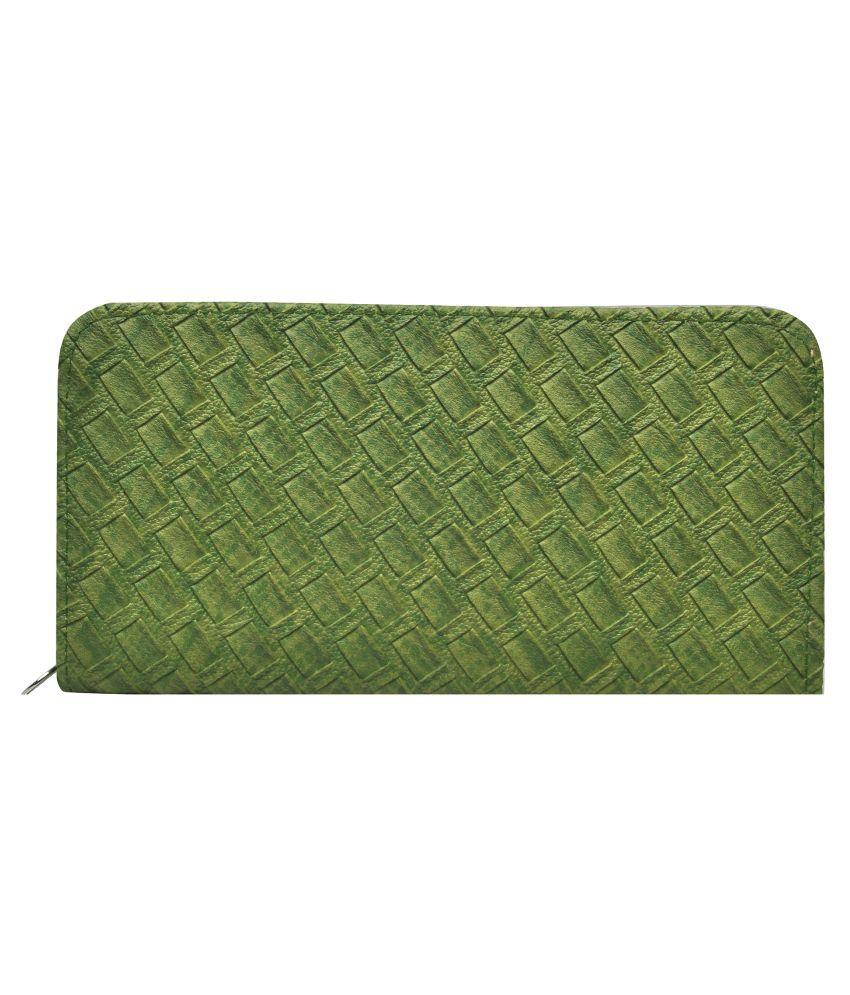 Hawai Green Wallet