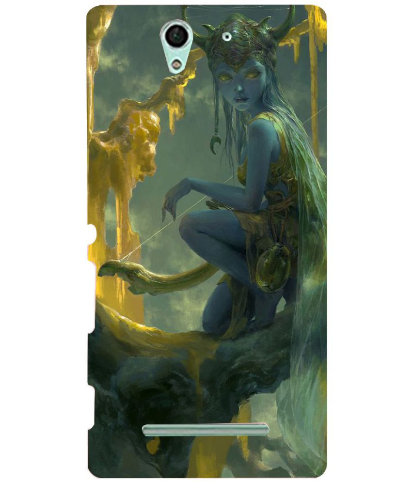 Sony Xperia C3 Cover Combo by MENTAL MIND