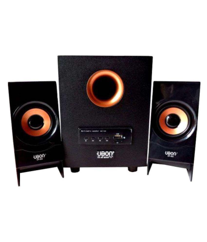 Ubon CP-302 Multimedia Speakers