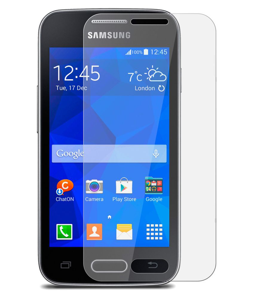 Samsung Galaxy Ace 4 Tempered Glass Screen Guard By Glasscandy