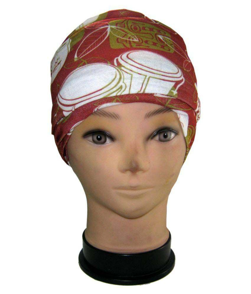 Goodluck Multi Graphic Polyester Headwraps