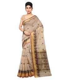 Varkala Silk Sarees Multicoloured Chanderi Saree