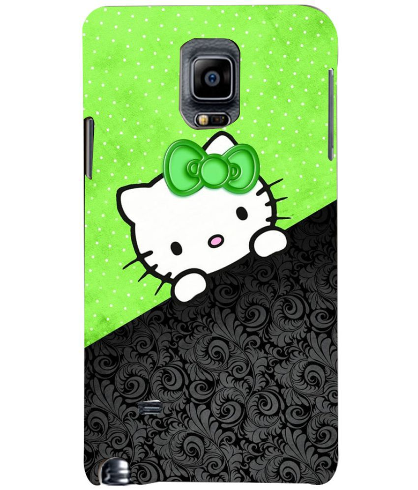 Samsung Galaxy Note 4 Cover Combo by MENTAL MIND