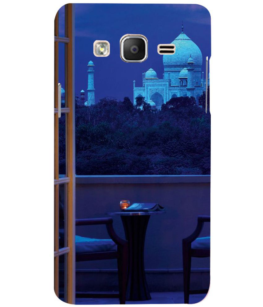 Samsung Galaxy On5 Cover Combo by MENTAL MIND