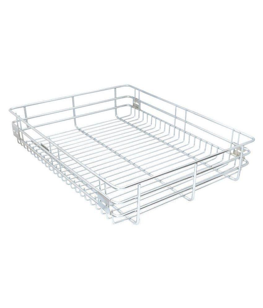 Kitchen Basket Buy Modular Kitchen Basket Set Of 6 Online At Low Price In India