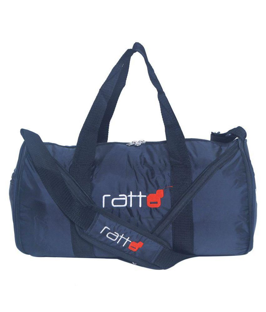 Ratto Blue Gym Bag