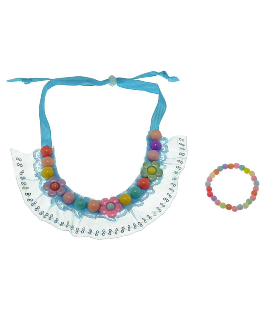 The Ethnic Wears Multi Color Kids Jewellery