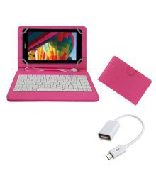 Krishty Enterprises Wired USB Android Asus Android Pink