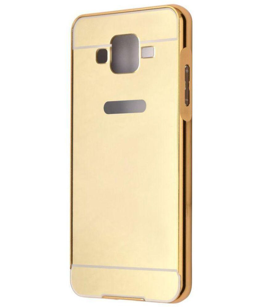 new arrival 5538e 93d30 Samsung Galaxy J2 Pro Cover by Samsung - Golden