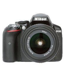 Nikon D5300 24.2 MP Digital Camera