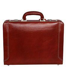 C Comfort Tan S Briefcase