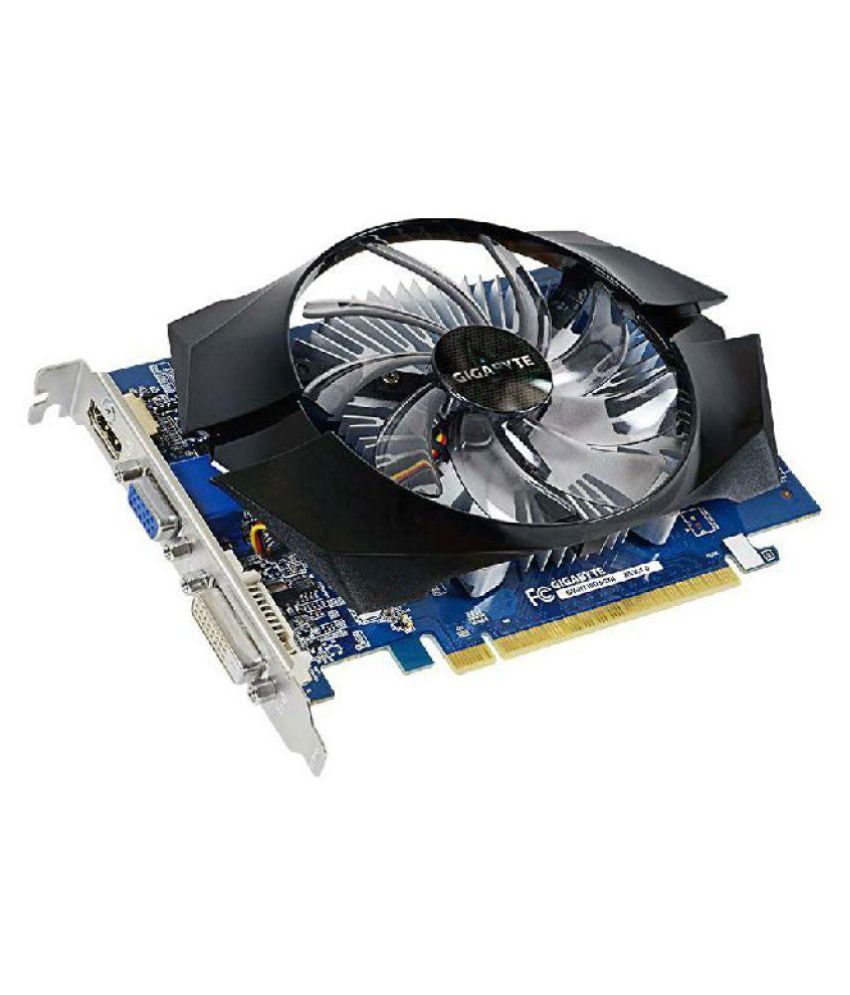 Gigabyte NVIDIA 2 GB DDR5 Graphics card