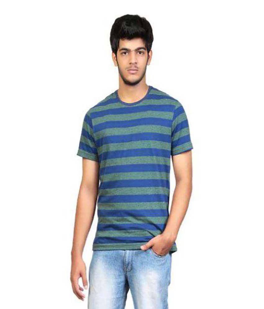 Ashfly Multi Round T-Shirt