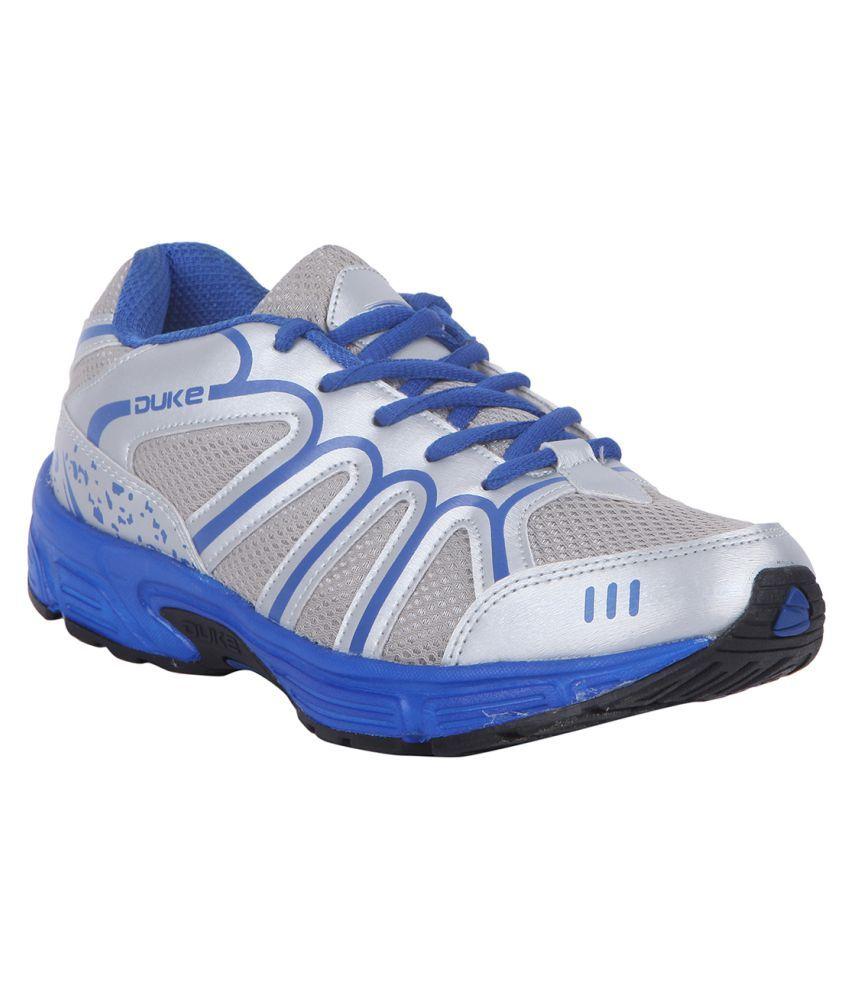 Duke Silver Running Shoes