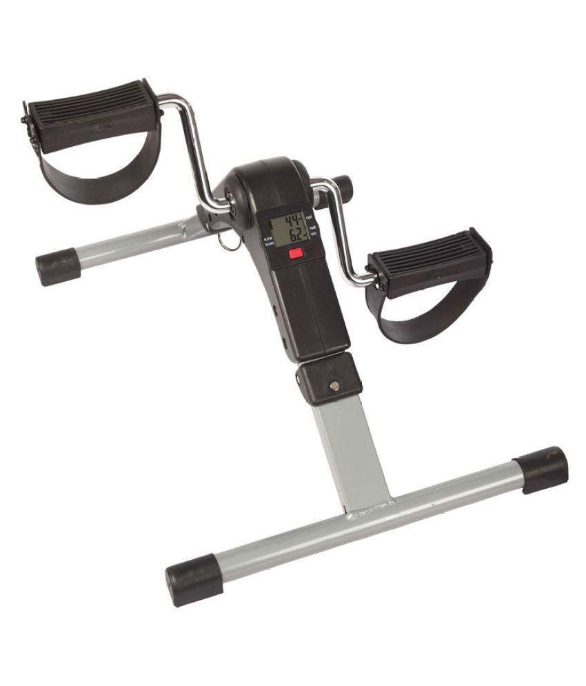 9 Uine Indoor Mini Plastic Metal Total Body Exerciser Cum Cardio Cycle