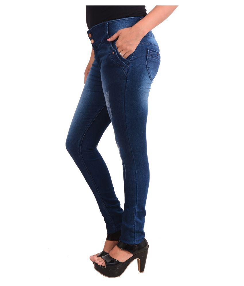 Blinkin-Denim-Lycra-Jeans