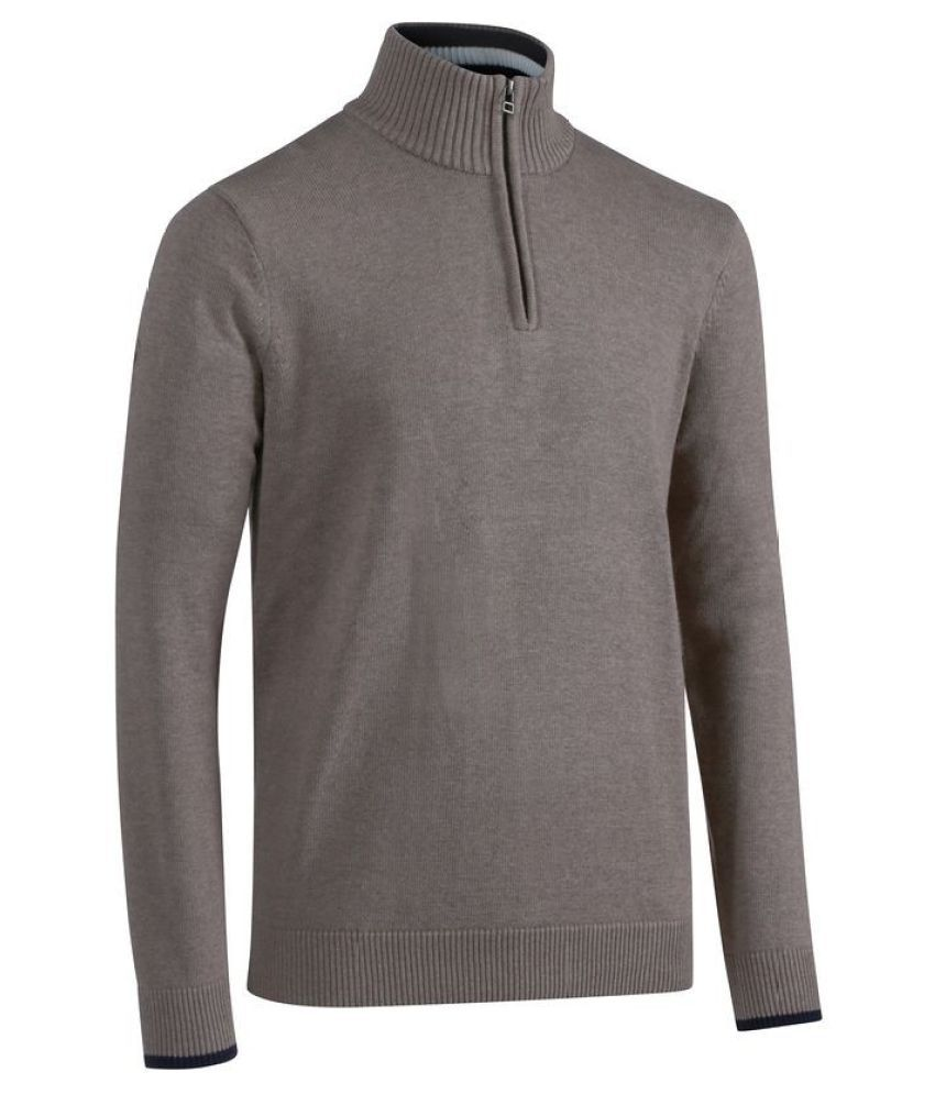 INESIS 540 Men's Brown Pullover
