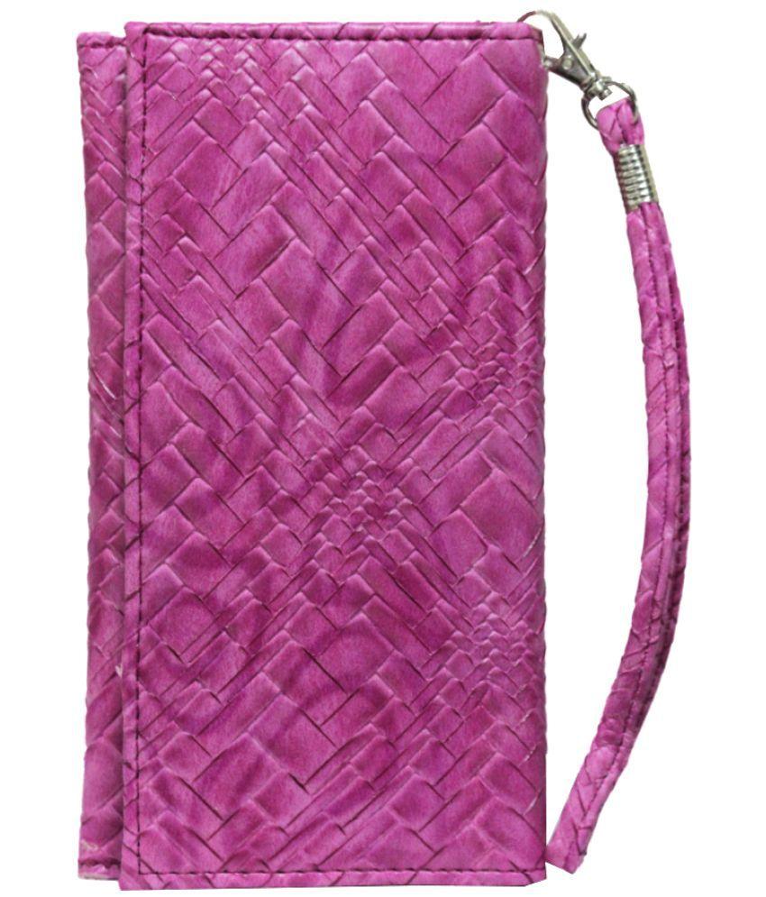 Archos Diamond 2 Plus Holster Cover by Jojo - Pink