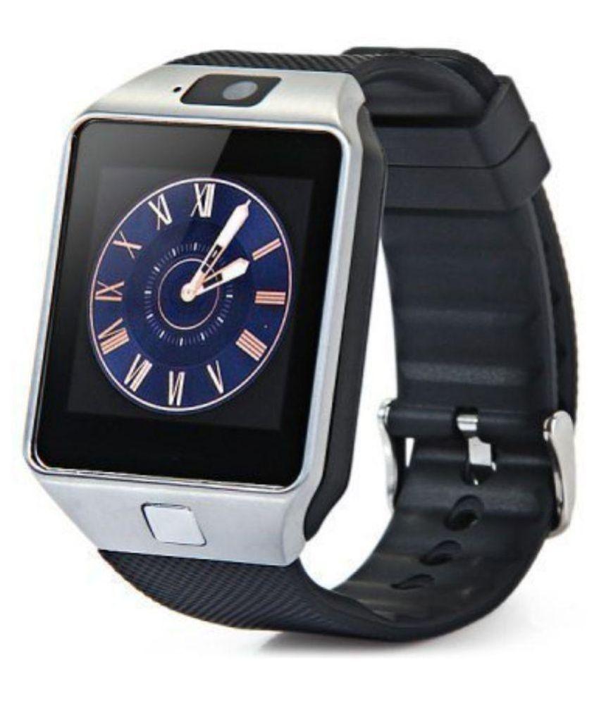 JIKRA andi 4a Smart Watches Silver