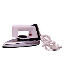 Black Cat Unitouch Dry Iron White