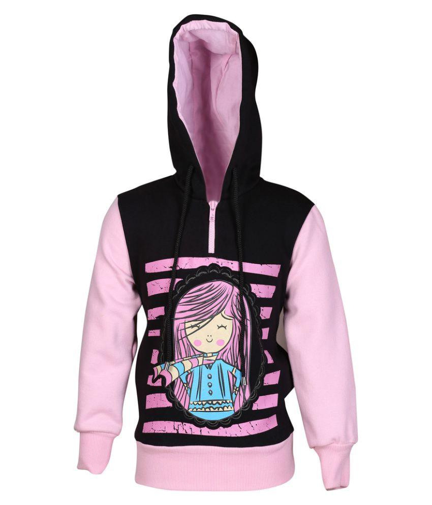 Mirror girl hoodie