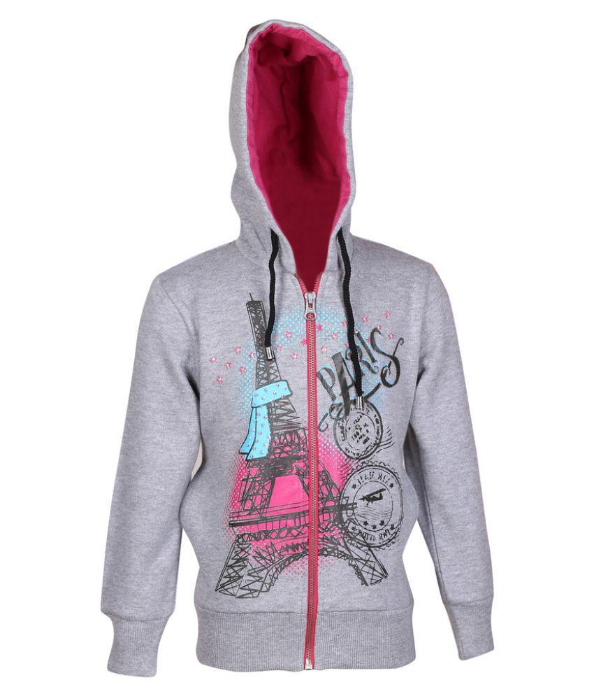 Paris Zipper Hoodie