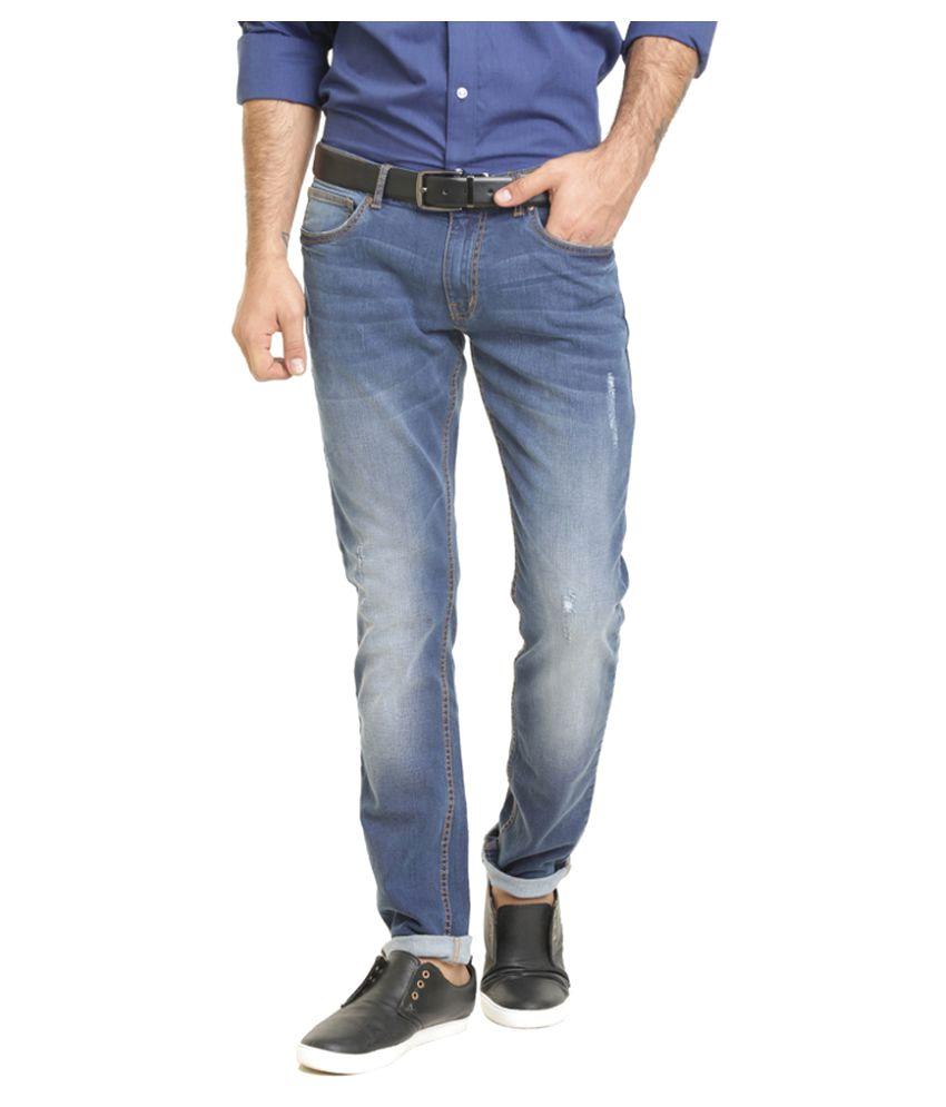 Vudu Blue Slim Solid