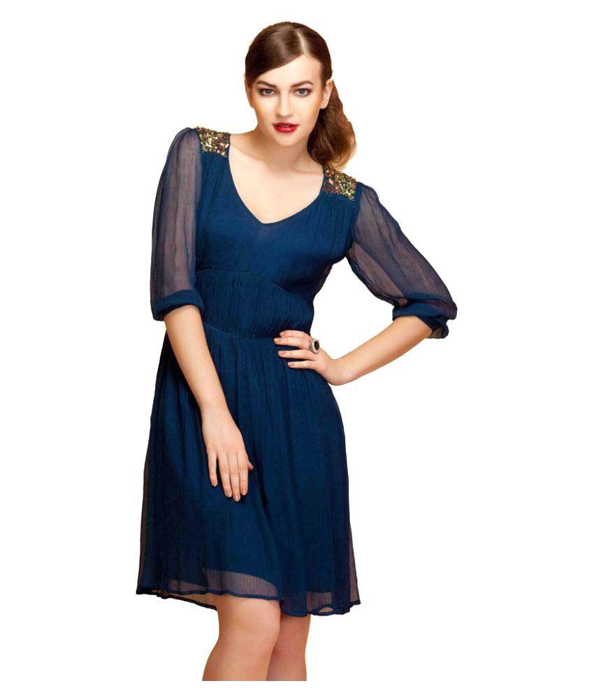 Ashama Fashion Chiffon Dresses