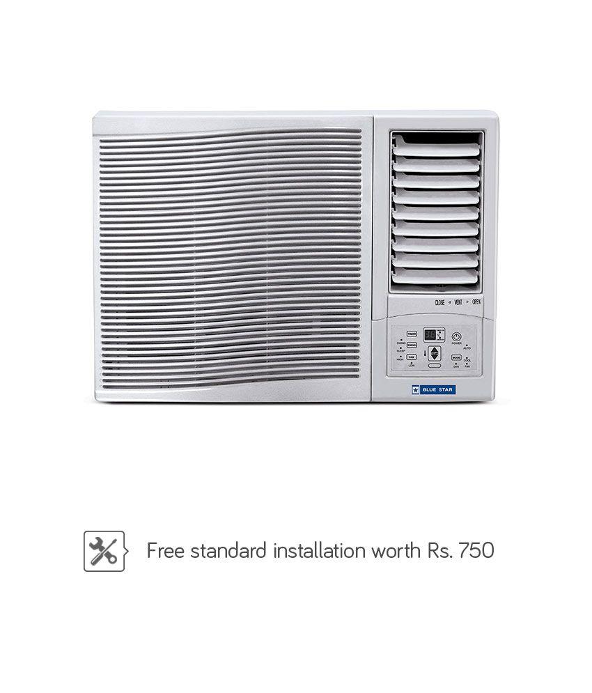 Bluestar-WAC-0.75-Ton-2WAE081YB-Window-AC
