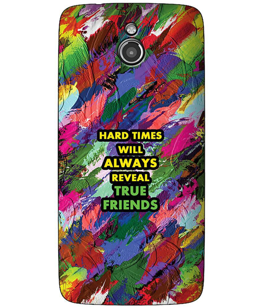 Infocus M2 Printed Cover By LOL