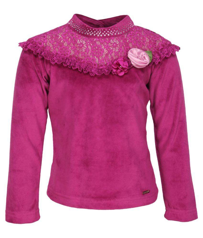 Cutecumber Purple Winter Sweatshirt