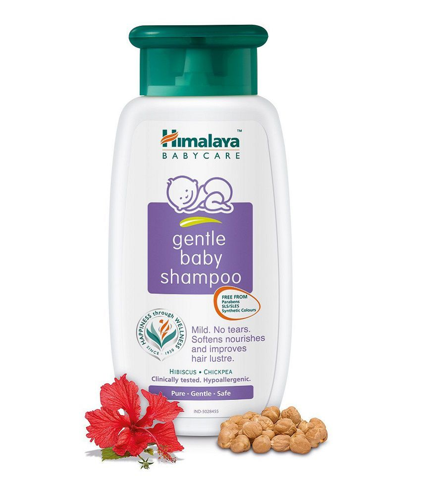 Himalaya Baby Shampoo 400 Ml