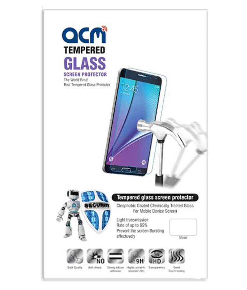 Nokia Lumia 525 Tempered Glass Screen Guard By Acm ...