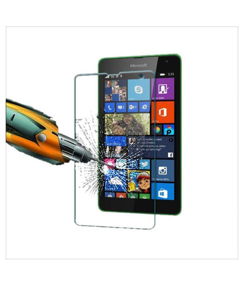 ... Nokia Lumia 525 Tempered Glass Screen Guard By Acm ...