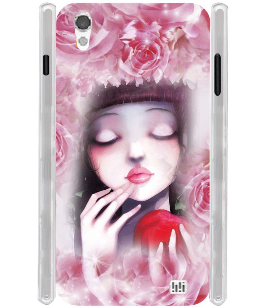 Infocus M370 Printed Cover By GADGET LOOKS