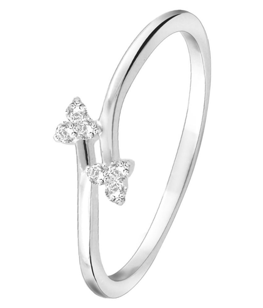 8f9cdf9a776a2 Voylla 92.5 Silver Ring  Buy Voylla 92.5 Silver Ring Online in India on  Snapdeal