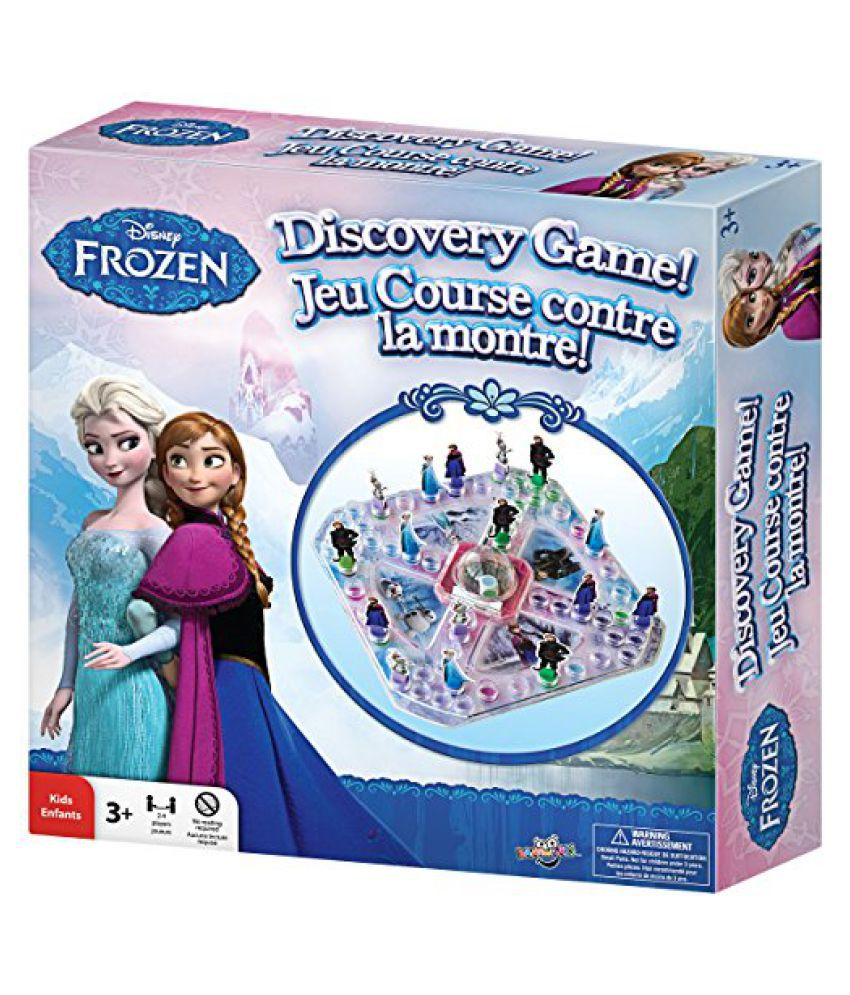Frozen Other Assorted Board Games