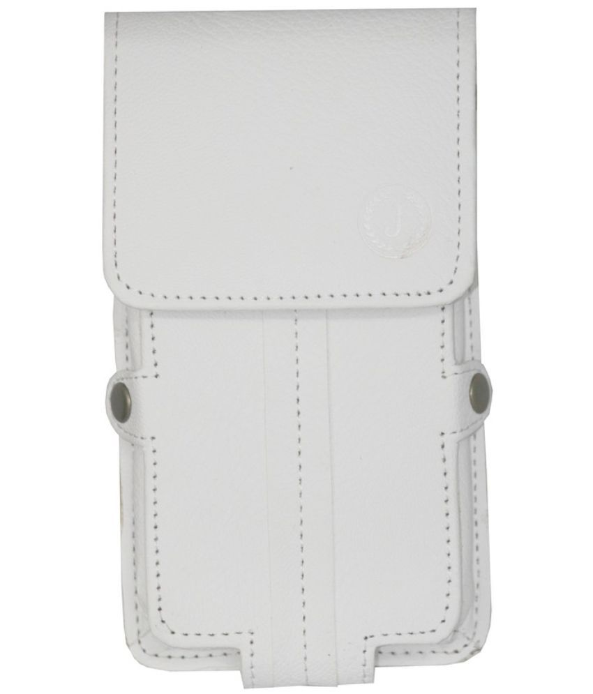 LG G5 Se Holster Cover by Jojo - White