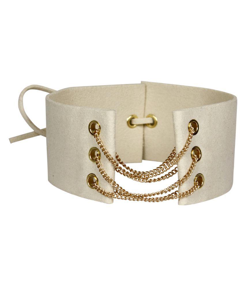 Bellofox Trendy Designer Choker Necklace for Women & Girls