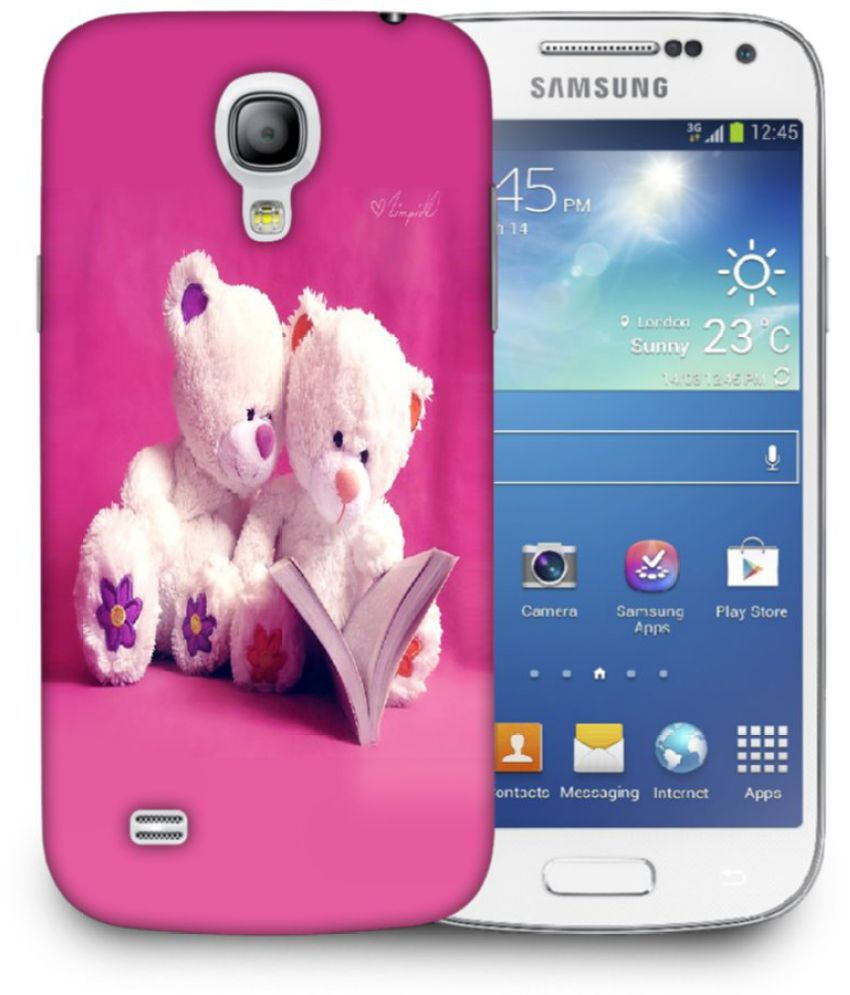 check out 10ac1 8bf79 Samsung Galaxy S4 Mini Printed Cover By Snoogg