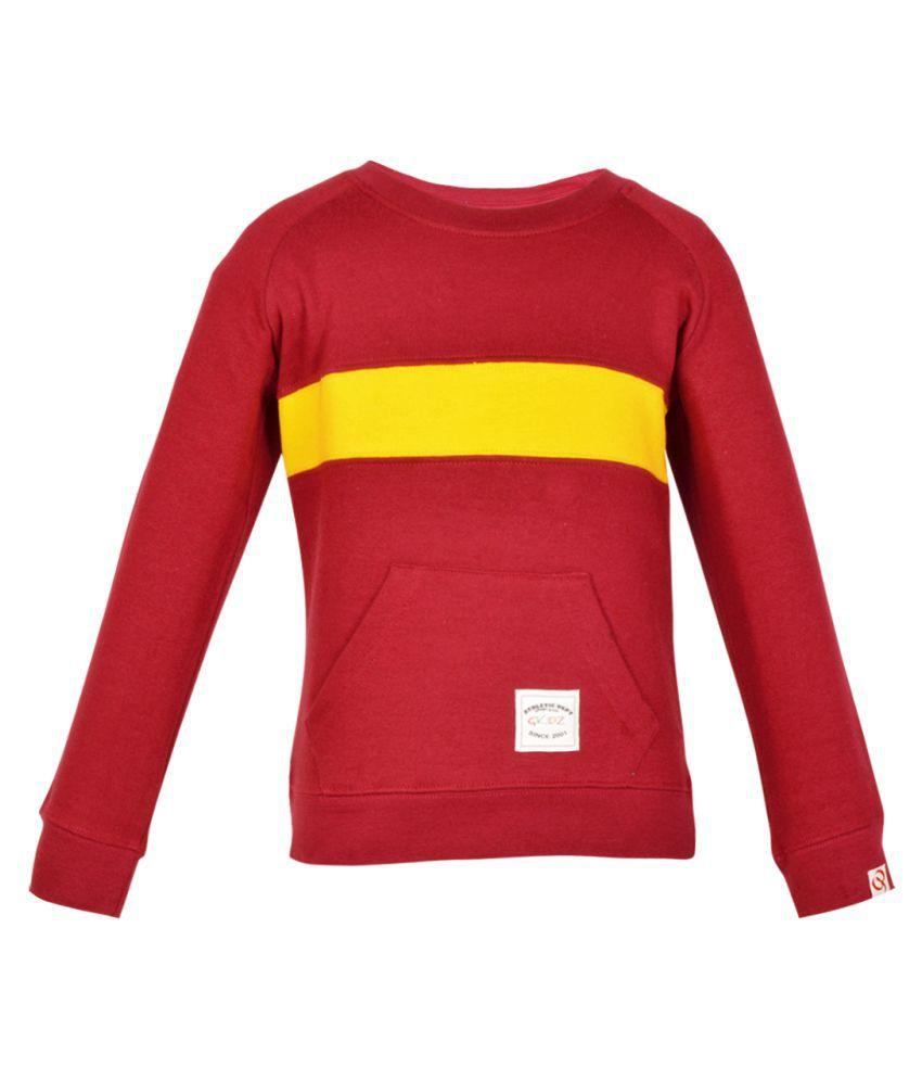 Gkidz Boys Full Sleeve Sweatshirt