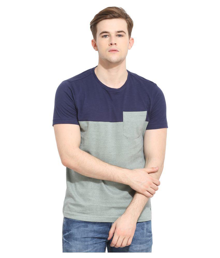 Smokestack Multi Round T-Shirt